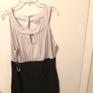 Fitted dress size 14 only worn once